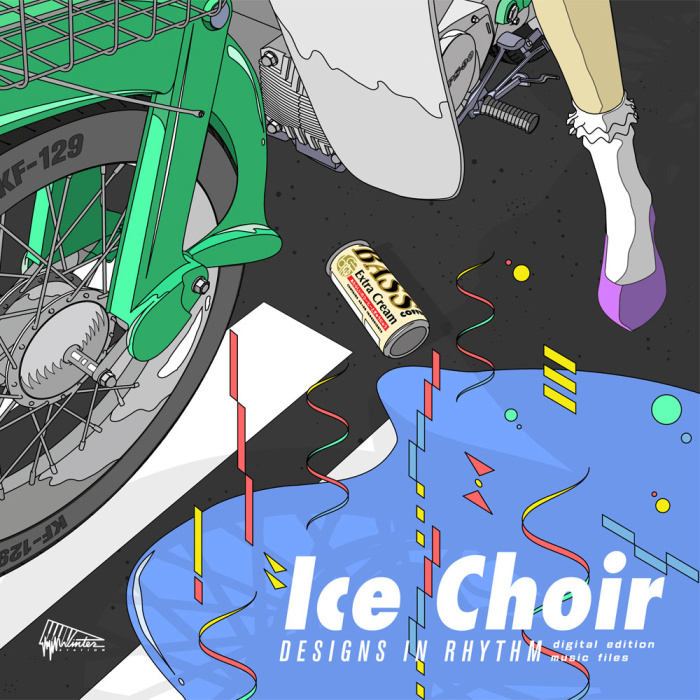 ice choir designs in rhythm cd lp 7th september 2016 release